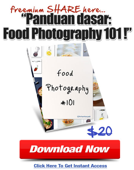 ebook food photography